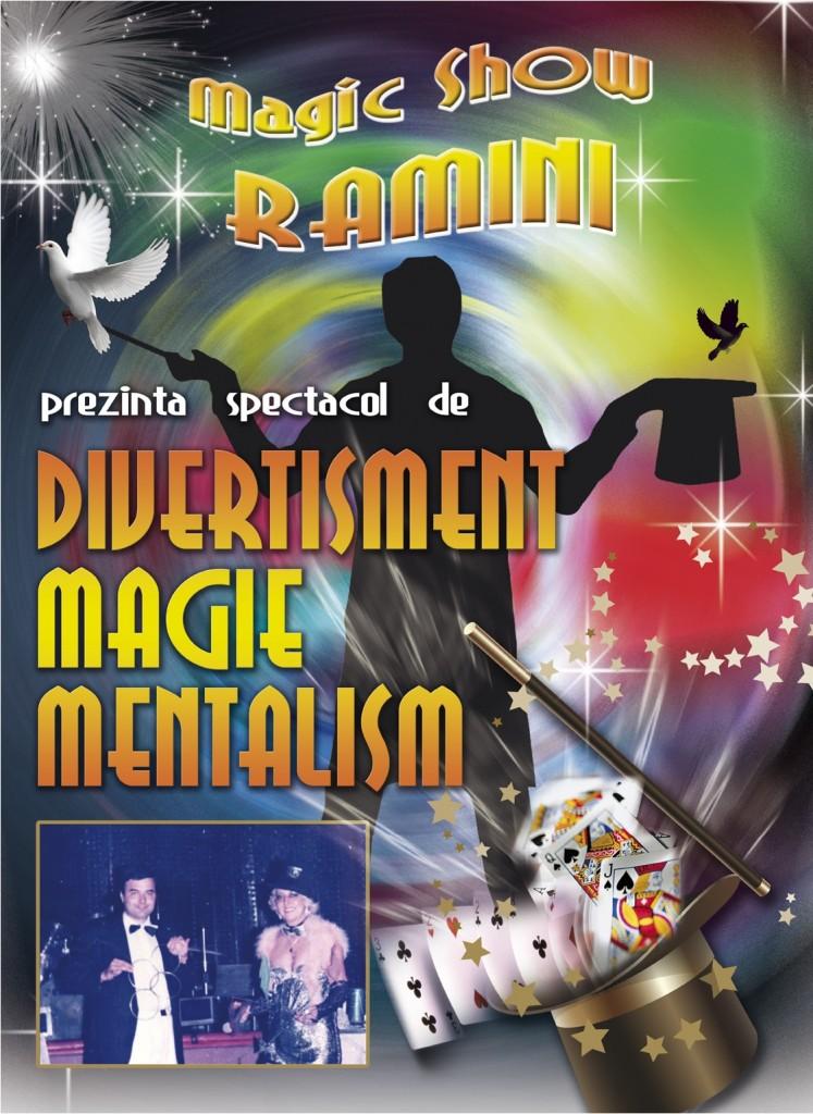 Trupa Ramini Divertisment Magie Mentalism