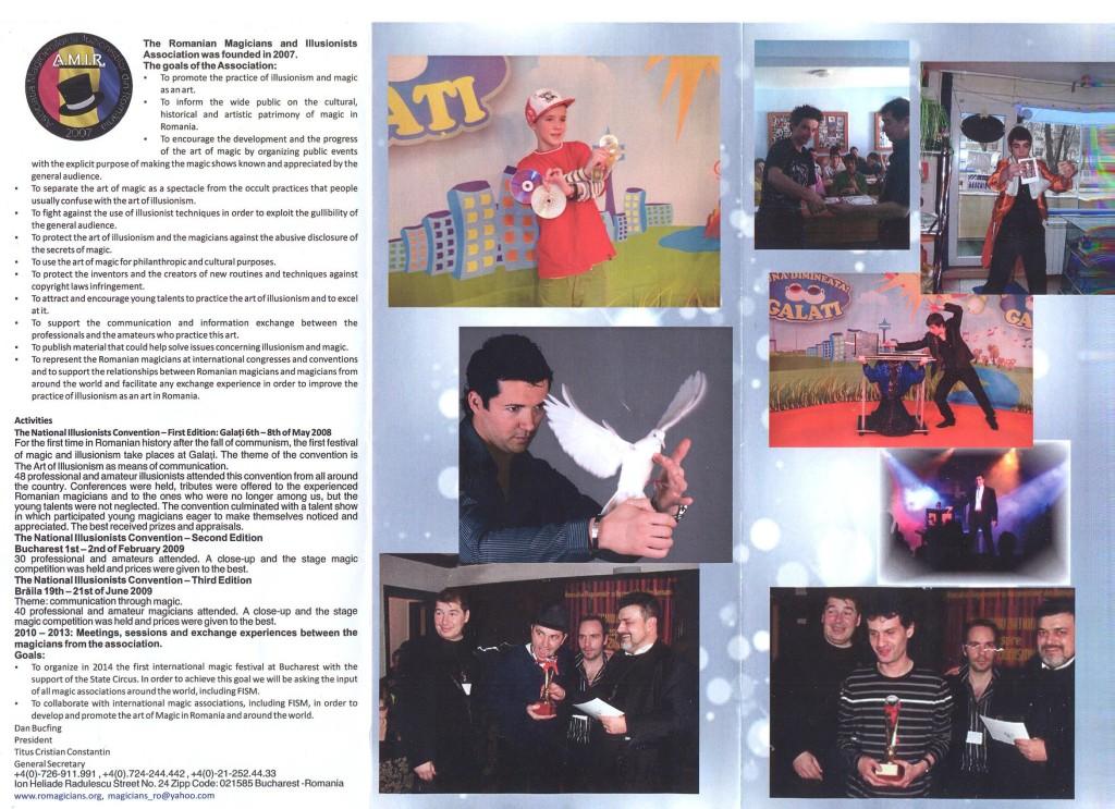 Documente Speciale AMIR