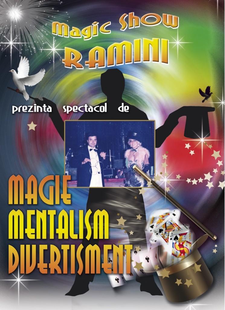 Spectacol magie mentalism divertisment