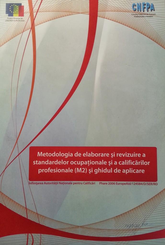 Standard ocupational metodologie magie iluzionism prestidigitatie