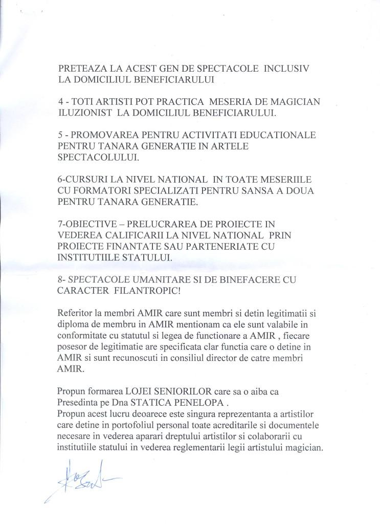 Comunicat Dan Bucfing Penelopa Ramini